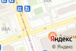 Схема проезда до компании Домашние посикунчики в Перми