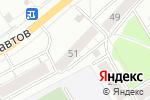 Схема проезда до компании Сервисная фирма в Перми