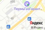 Схема проезда до компании Снегоходы России в Перми
