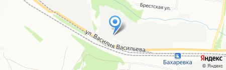 Западно-Уральское металлоснабжение на карте Перми