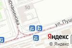 Схема проезда до компании Автопомощь в Перми