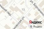 Схема проезда до компании Кабельтрейдинг в Перми