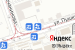 Схема проезда до компании Твой ломбард в Перми