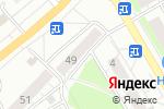 Схема проезда до компании Мясной в Перми