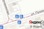 Схема проезда до компании Den Auto в Перми