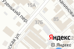 Схема проезда до компании Грундфос в Перми