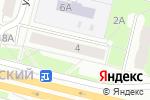 Схема проезда до компании Промресурс в Перми