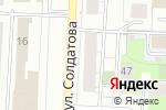 Схема проезда до компании Разливаево в Перми