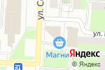 Схема проезда до компании Магазин кожгалантереи и нижнего белья в Перми