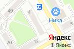 Схема проезда до компании Доброе утро в Перми