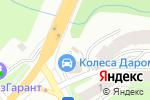 Схема проезда до компании My car в Перми