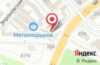 Схема проезда до компании Завод Эл в Перми
