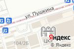 Схема проезда до компании Пермские Люки в Перми