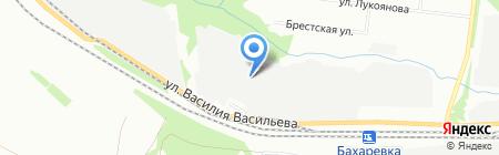Петров на карте Перми