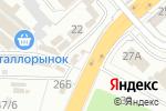 Схема проезда до компании Almaxmoto59 в Перми