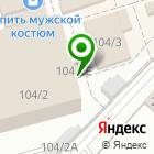 Местоположение компании Книжная лавка