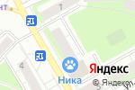 Схема проезда до компании Июль в Перми