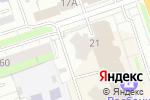 Схема проезда до компании Мастерская по ремонту сотовых телефонов в Перми