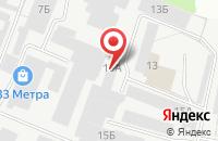 Схема проезда до компании Авис в Перми