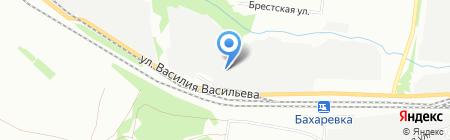 ПрофСервисПермь на карте Перми