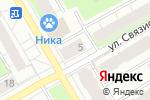 Схема проезда до компании Первый Уральский Центр Управления в Перми