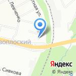 ВИКИНГ на карте Перми