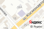 Схема проезда до компании Краевая медицинская библиотека в Перми