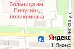 Схема проезда до компании Lucia в Перми