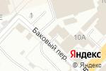 Схема проезда до компании Магазин трикотажа и косметики в Перми
