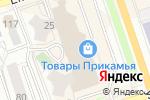 Схема проезда до компании Телеман в Перми