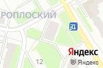 Схема проезда до компании Жар-птица в Перми