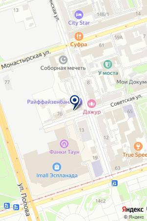 ФИЛИАЛ КРЕДИТНОЕ ПОТРЕБИТЕЛЬСКОЕ ОБЩЕСТВО ОБЕРЕГЪ на карте Добрянки
