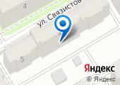 Адвокатский кабинет Егорычева А.И на карте
