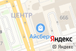 Схема проезда до компании Ярко в Перми