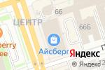 Схема проезда до компании Кошкин Дом в Перми