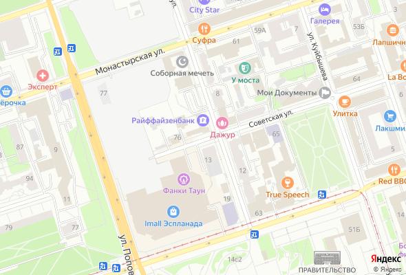 жилой комплекс Соло