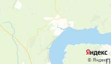 Отели города Камский на карте