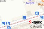 Схема проезда до компании Глория Джинс в Перми