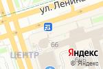 Схема проезда до компании Gud Men в Перми