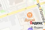 Схема проезда до компании Фо-Рест в Перми