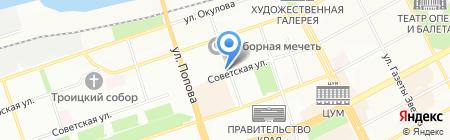 Металл сервис на карте Перми