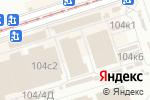 Схема проезда до компании Season city в Перми