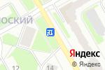 Схема проезда до компании Халяль в Перми