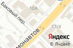 Схема проезда до компании Компания по аренде помещений в Перми