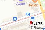 Схема проезда до компании Эфес в Перми