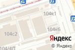 Схема проезда до компании Ателье-магазин в Перми