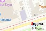 Схема проезда до компании БиармФильм в Перми