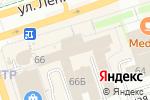 Схема проезда до компании Управление Федеральной службы государственной регистрации, кадастра и картографии по Пермскому краю в Перми