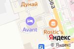 Схема проезда до компании СтоЛото в Перми