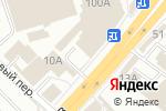 Схема проезда до компании Сервисный центр в Перми